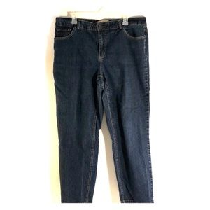just my size classic stretch denim indigo